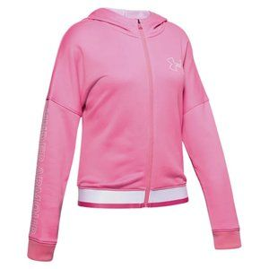 SALE! 💗 Under Armour Girls' Tech Terry Hoodie